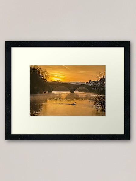 Golden Sunrise-framed-art-print.jpg