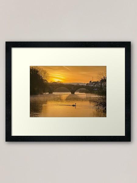 Golden Sunrise-framed-art-print.jpg