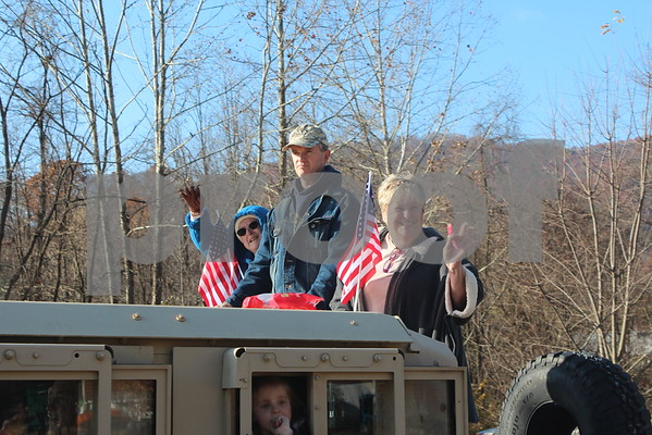 Unicoi Christmas Parade - November 2016