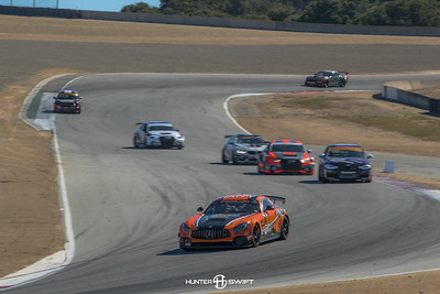 Continental Sports Car Challenge Laguna Seca