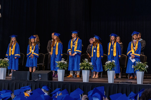 Robinson 2021 Graduation