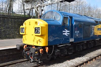 UK Rail April 2018