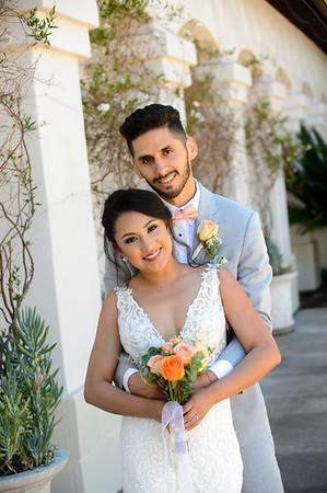 Marcus & Talia Wedding 08/02/19