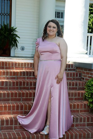 Lilly Carter   WCHS Prom 2021
