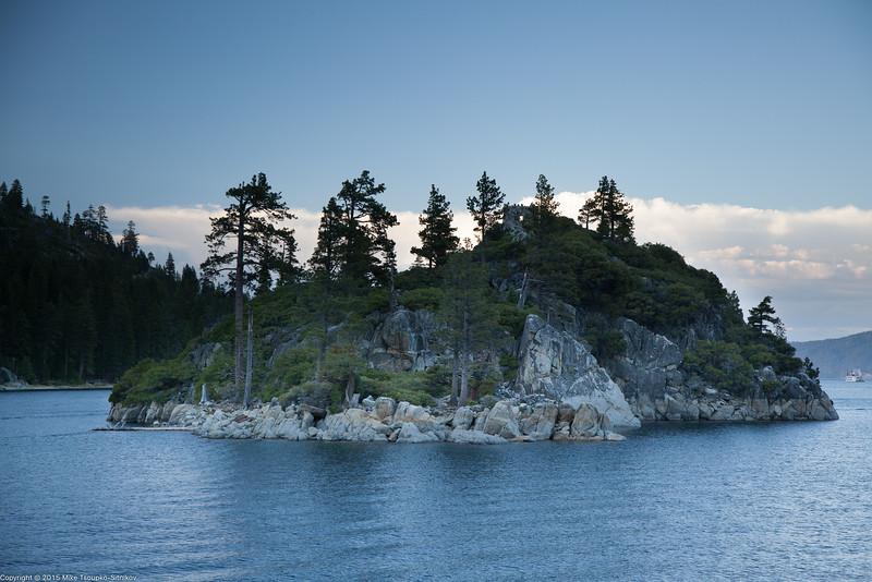 Lake Tahoe- Emerald Bay and Fannette Island