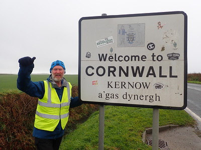 Brian arrives in Cornwall! Boscastle, Port Isaac to Padstow