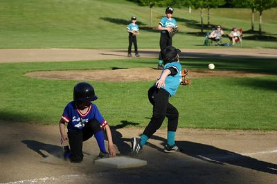 South Whidbey Island Little League Baseball