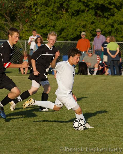 2011-08-22 Boy's Varsity Soccer