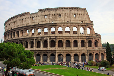 Italy, Rome, Various Sites
