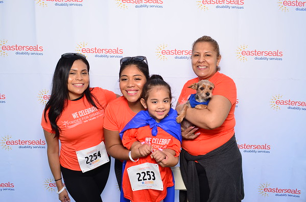 10/19/2019 - Easterseals Strides for Disability