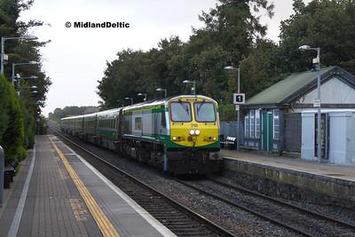 Portlaoise (Rail), 27-09-2016