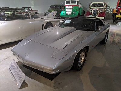 GM Heritage Center - Sterling Heights, MI - 19-22 Aug. '19