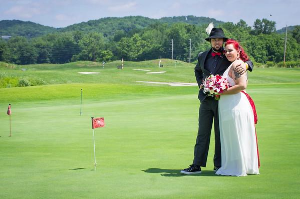 Stokes & Brazel Wedding