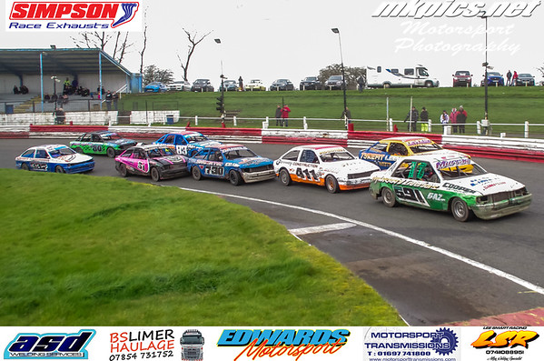 Lightning Rods, Hednesford 15 March 2020