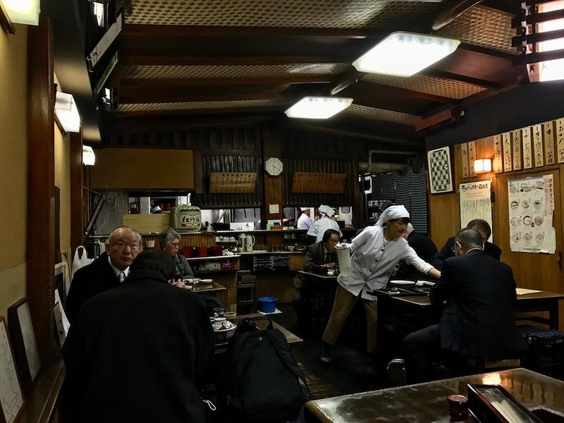 The interior of Okinaan.