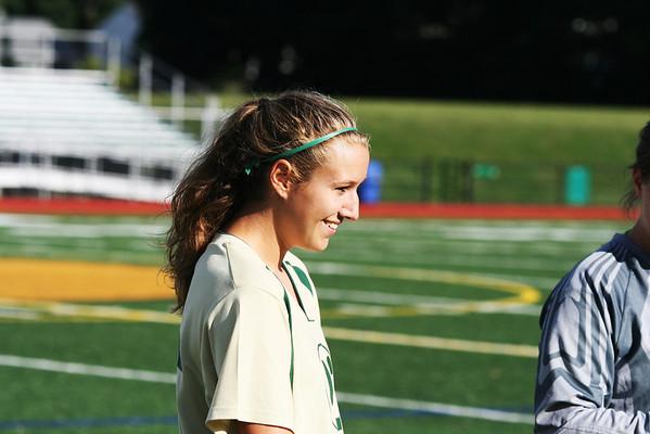 2008 Girls Soccer Horseheads at VESTAL