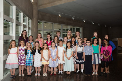 Parker Piano Studio Recital April 2014