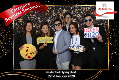 Prudential Flying Start