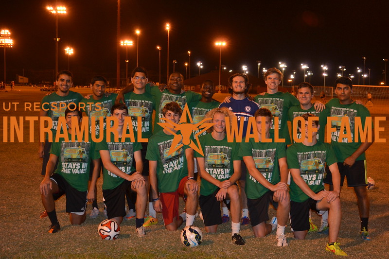 Fall 2015 Soccer Premier Men's Runner Up Dyslexia Untied