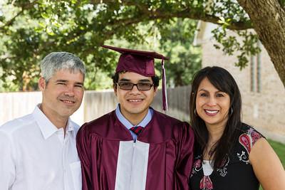 Jacob's Graduation