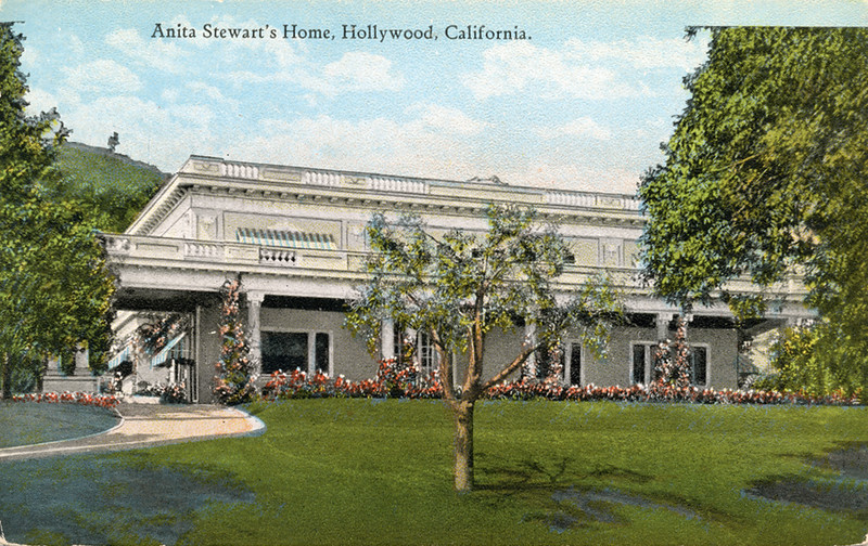 Anita Stewart's Home