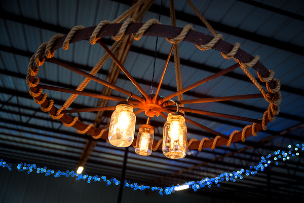 Country Chandelier