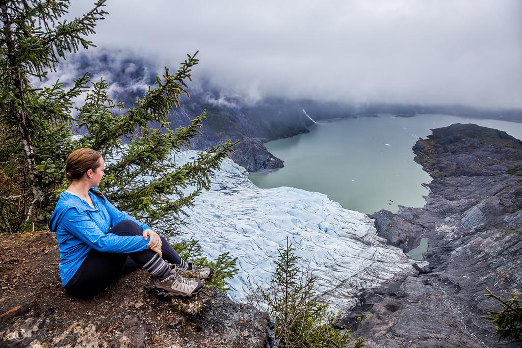 West Glacier Trail Juneau Alaska