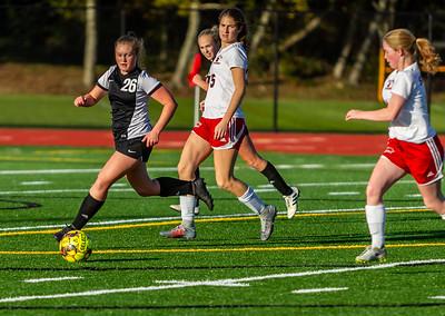 Set one: Vashon Island High School Girls JV Soccer v Seattle Academy 10/30/2019