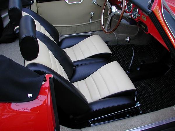 911 Sport Seats