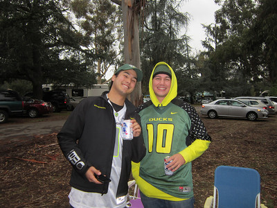 Oregon-Stanfurd, Nov 12, 2011