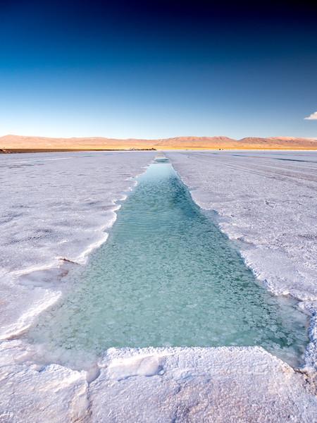 Salinas Grandes, Argentina
