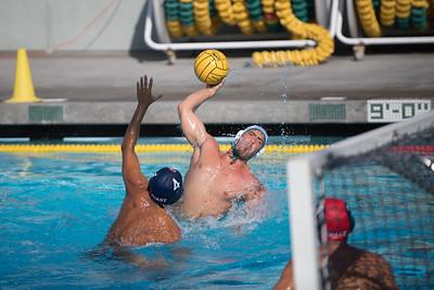 Men's Water Polo vs Orange Coast