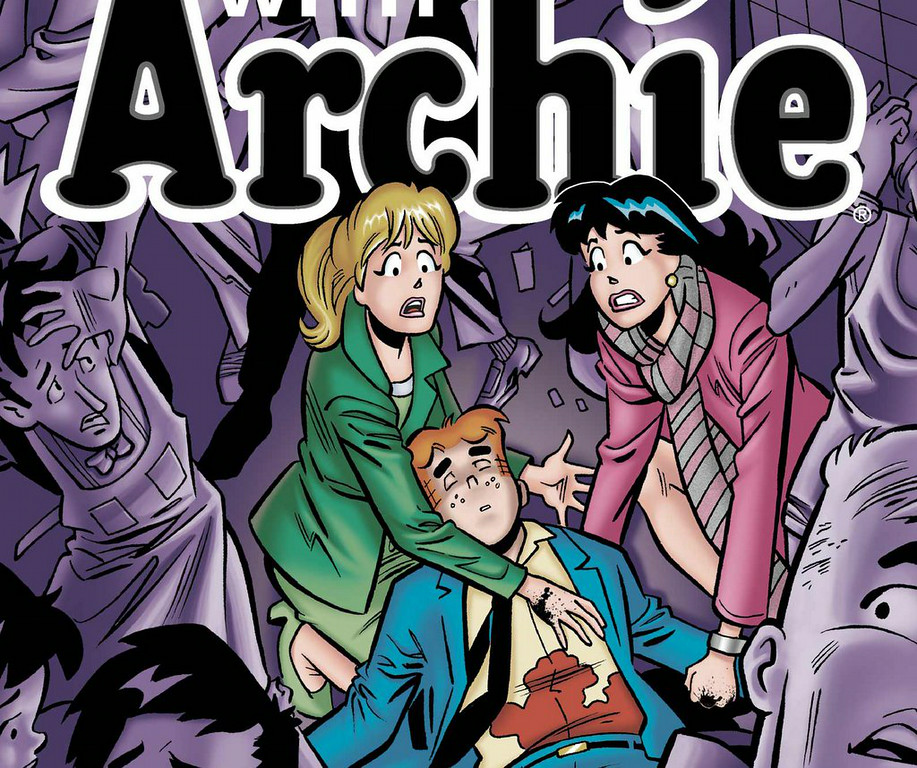 ". <p><b> Fans of Archie Andrews were shocked and saddened to learn of his recent death, as the comic book favorite was shot by � </b> </p><p> A. A gunman trying to assassinate a gay politician </p><p> B. Two gang members </p><p> C. Aaron Hernandez </p><p><b><a href=""http://www.twincities.com/entertainment/ci_26144506/archie-be-shot-saving-gay-friend-comic-book\"" target=\""_blank\"">LINK</a></b> </p><p>   (AP Photo/Archie Comics)</p>"