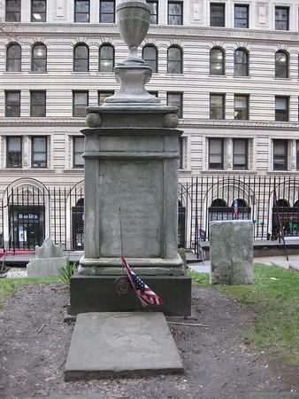 John Lamb Grave *