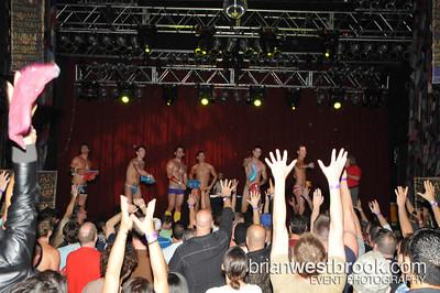 Kingdom at House of Blues w/DJ Kimberly S. (2 Oct 2010)
