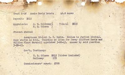 K-18 Annie Davis