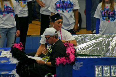 Pep Rally - 24 Oct 2008