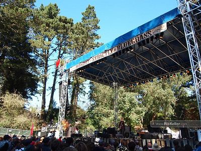 Hardly Strictly Bluegrass - Oct. 2009