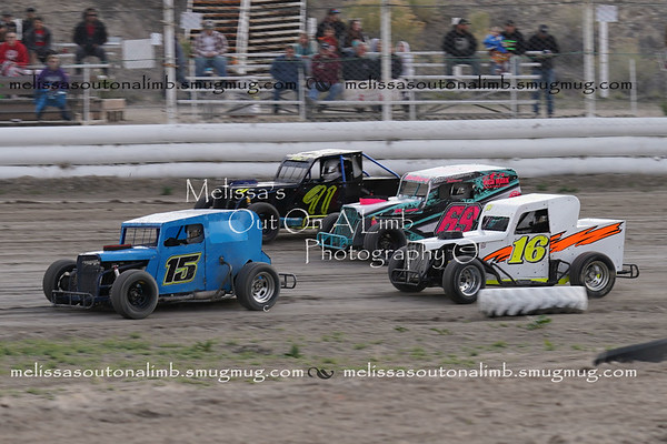 2021 5-8 Heat Races only at Elko Summit