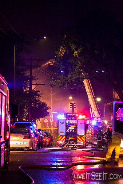 House Fire - Birchgrove (NSW)
