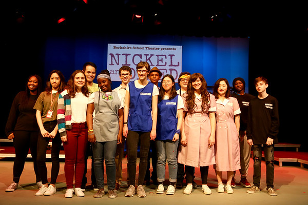 2019 Fall Play, Nickel and Dimed