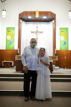 1st Communion St. Joseph