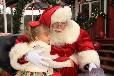 Santa's Treehouse Afternoon Appointments (12:15pm-4pm)