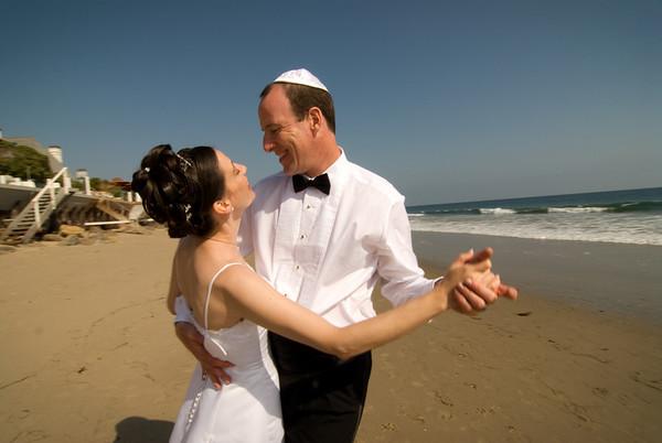 Scott & Elisa's Wedding Portraits