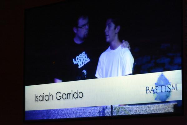 Baptism - June 2, 2013