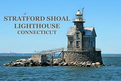 Stratford Shoal Lighthouse
