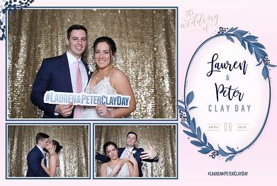Lauren & Peter's Wedding 4-6-19