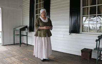 Fredericksburg-Mary Washington's Home