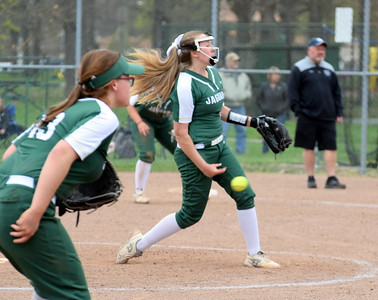 HS Sports - Woodhaven at Allen Park softball 19