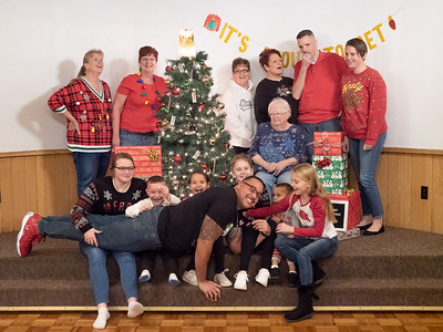 Ugly Sweater Christmas Party 2019